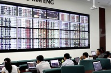 Vietnam stocks grow after tumultuous year