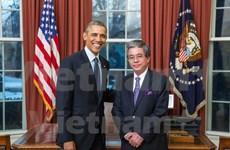 Vietnam, US to bolster ties