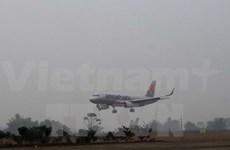 Jetstar Pacific changes flights schedule due to bad weather