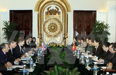Vietnam, UK hold fourth strategic dialogue