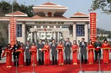 Vietnam-China border gate shows increasing use
