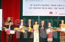 Hue University offers postgraduate scholarships to Lao students