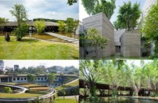 Vietnam Pavilion in Italy named top 15 world architectures