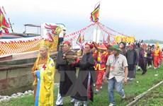 Thai Binh Tran Temple festival opens, receiving special honour