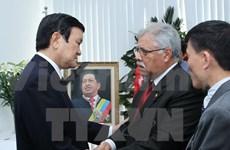 Death of Commander Hugo Chavez commemorated in Hanoi