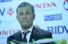 Takashi named coach of Vietnam women's team