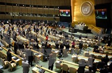 Vietnam attends UN debate on human rights, climate change