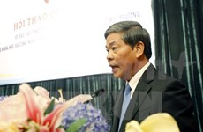 Vietnam to be more active in int'l efforts to respond to climate change