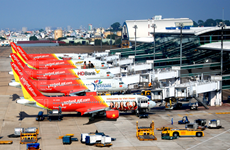 Vietjet Air offers additional round-trips between HCM City, Singapore