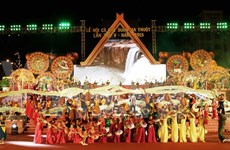 Buon Ma Thuot Coffee Festival opens