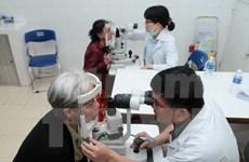 World Glaucoma Week 2015 opens in Hanoi