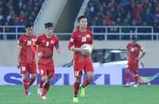 Vietnam rise on FIFA rankings globally, drop regionally