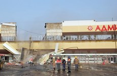 No Vietnamese dies in Kazan's trade centre fire: Ministry