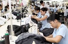 Garment exports surge by 18 percent