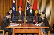 PM meets Australian parliament leaders