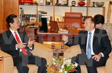 Vietnamese, Australian PMs agree to promote bilateral ties
