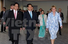 PM hails Vietnam-New Zealand parliament cooperation
