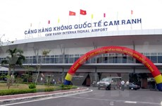 Cam Ranh airport's new terminal to be built