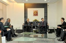 Finance Minister meets Malaysian, US officials in Malaysia
