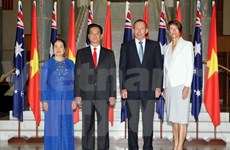 PM 's visits mark new stage in relationship with Australia, NZ