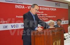 Vietnam, India businesses seek stronger partnership