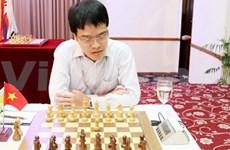 Le Quang Liem wins HD Bank Cup