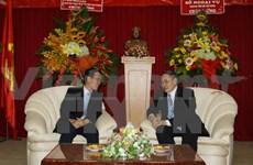HCM City congratulates Lao Party on 60th anniversary