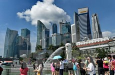 Singapore runs deflation in four consecutive months