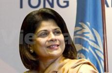 UN Resident Coordinator highlights UN-IPU affiliation