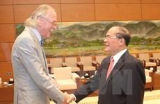 NA Chairman welcomes IPU former Secretary-General