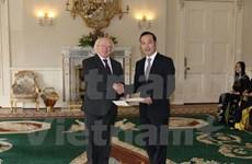 Ireland to tighten ties with Vietnam