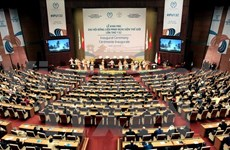 Inter-Parliamentary Union's 132nd Assembly opens
