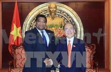 IPU Secretary General lauds Vietnam's contributions to IPU activities