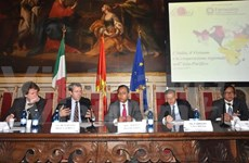 Italy sees Vietnam a gateway to Southeast Asia
