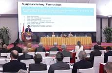 IPU-132: Secretaries General of Parliaments talk public and media relations