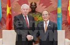 Kazakh Parliament's Lower House leader begins Vietnam visit