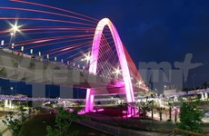 Central Da Nang city has new bridge