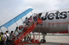 Jetstar Pacific launches new air routes from Hanoi