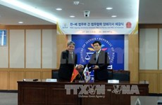 Vietnam, RoK justice ministries sign cooperation agreement