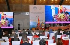 IPU-132 adopts anti-terrorism resolution