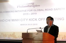HCM City to improve road safety