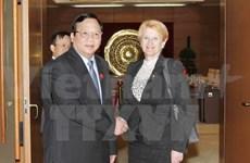 Vietnam, Slovakia strengthen bilateral cooperation
