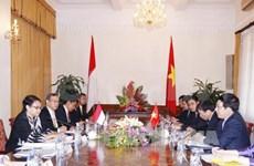 Vietnam, Indonesia determined to raise trade to 10 billion USD