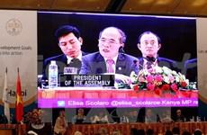 Hanoi Declaration is a legacy, says IPU President