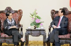 Indonesia wishes to boost ties with Vietnam