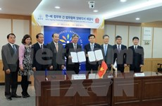 First RoK visit by justice minister successful