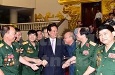 PM meets with Quang Tri ancient citadel veterans