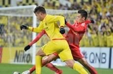 Binh Duong get first Asian football champions point
