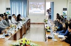 RoK supports online training for Vietnam universities