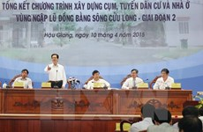Flood-proof housing programme to be extended